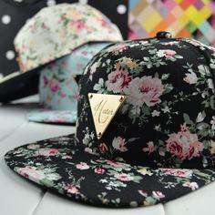 Ht182136 New fashion hat para homens e mulheres Hip Hop impressão H conta plana chapéus snapback cap boné de beisebol ajustável