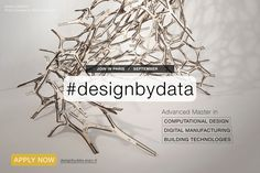 Design by Data Advanced Master in Paris is Breaking Boundaries Between Architecture and Engineering