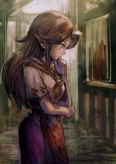 The Legend of Zelda: Majora's Mask, Cremia / 「ゼルダログ」/「aoki」のイラスト [pixiv] [12]