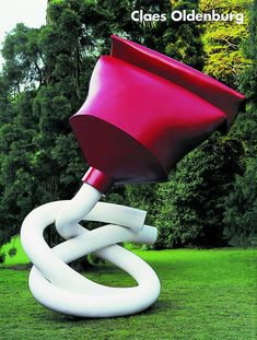 Claes Oldenburg Art | Claes Oldenburg | Art since 1945 | Hatje Cantz