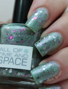 Nerd Lacquer - All of Time and Space (untried)