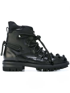 Dsquared2 レースディテール ブーツ Mens Shoes Boots, Leather Shoes, Men's Shoes, Shoe Boots, Dsquared Sunglasses, Mens Sunglasses, Sneakers Fashion, Fashion Shoes, Mens Fashion