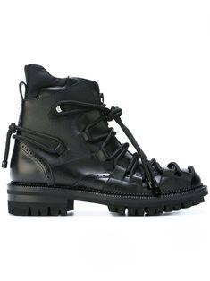 Dsquared2 lace detail boots Men Shoes,dsquared sunglasses,Exclusive