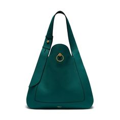 Shop the Marloes Hobo on Mulberry.com. Soft, slouchy, supple - the new  Marloes Hobo is an effortless day bag, the relaxed silhouette enhanced by  sumptuous ... be3229a6be