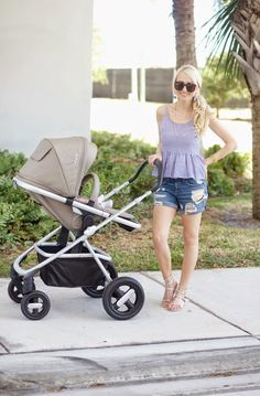 A Spoonful of Style: Nuna IVVI Giveaway...
