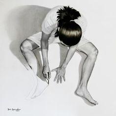 "Saatchi Art Artist Veri Apriyatno; Drawing, ""Be Self"" #art"