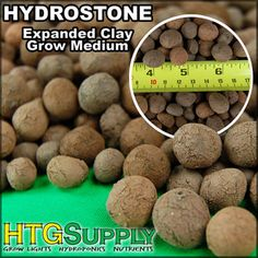 HydroStone Expanded Clay Pellets - 10 liter bag