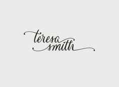 Teresa Smith by Lucas Gil-Turner, via Behance