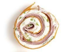 Ham Pinwheels Recipe : Food Network Kitchens : Food Network - FoodNetwork.com