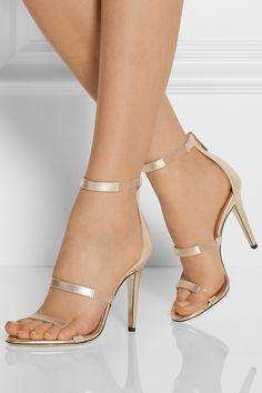 latest collections cheap online Tamara Mellon Frontline 105 Sandals w/ Tags best place cheap online shop online Vp2vjpLF
