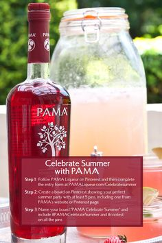 Celebrate summer with PAMA! #pamadcelebratesummer