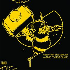 Vingthor the Hurler vs Wu Tang Clan Vol.1   vingthorthehurler