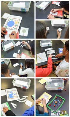 Science lab stations with a twist - how to create and implement STEAM based stations in your classroom!