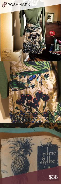 Spotted while shopping on Poshmark: ANTHROPOLOGIE SKIRT! #poshmark #fashion #shopping #style #Anthropologie #Dresses & Skirts