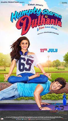 Varun Dhawan and Alia Bhatt Get Ready for Love in New Rom-Com Film Humpty Sharma Ki Dulhania
