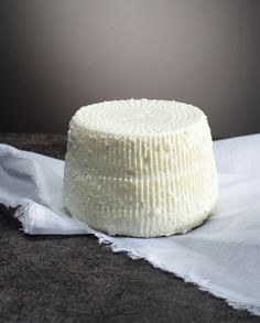Brocciu: Corsican sheeps cheese  made with whey and curds.