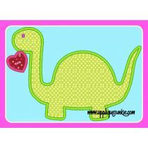 Dino applique