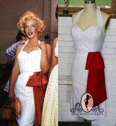 Marilyn Monroe Dress Graumans Chinese Theater by Morningstar84