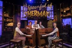 REVIEW: A SPOONFUL OF SHERMAN (Greenwich Theatre) ★★★★★