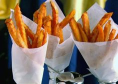 Get Baked Sweet Potato Fries Recipe from Food Network