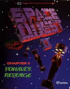 Space Quest 2 - Box