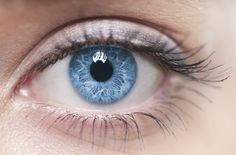 olhos sensiveis a fotons