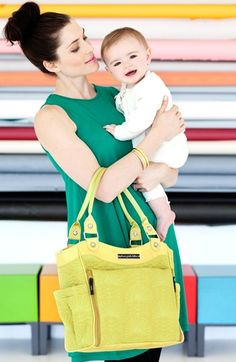 Petunia Pickle Bottom 'City Carryall' Embossed Diaper Bag (Special Edition) | Nordstrom