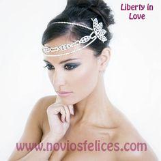 1920s Headbands with Veil | Foto original : Espectacular y lujosa tiara de inspiración vintage ...
