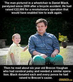 Funny pictures about Faith in humanity momentarily restored. Oh, and cool pics about Faith in humanity momentarily restored. Also, Faith in humanity momentarily restored. Cute Stories, Sweet Stories, News Stories, I Smile, Make Me Smile, Believe, Human Kindness, Acts Of Kindness, Kindness Matters