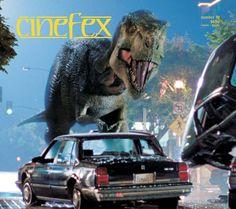 Cinefex 70 - Jurassic Park: The Lost World / Men in Black / The Fifth Element