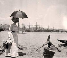 Haliç - 1909 #istanbul