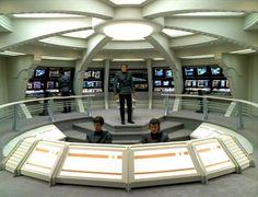 Spaceship Bridge idea