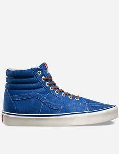 Vans - Sk8-Hi Lite+ Schuh Vintage true blue