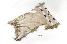 Woman's Dress - Ute - ca. 1880-1890