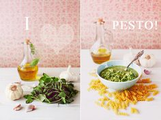 # Pesto by Chaulafanita [www.juliadavilalampe.com], via Flickr
