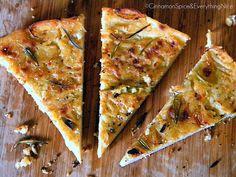 Farinata Genovese: Ligurian Chickpea Pancake