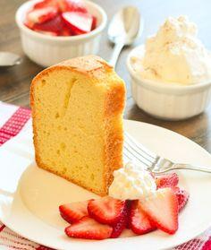 Italian Sponge Cake is so good and customizable! - The Spice Kit Recipes (www.thespicekitrecipes.com)