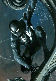 Symbiote Spider-Man Marvel