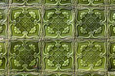 Portuguese tiles - 14 Handmade tiles can be colour coordinated and customized re. shape, texture, pattern, etc. by ceramic design studios