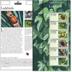 Post & Go Ladybirds Stamp Set at Royal Mail Shop Royal Mail, Plant Leaves, Stamps, Plants, Shopping, Seals, Stamp, Stamping, Flora