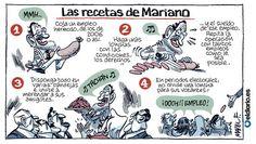 Las recetas de Mariano