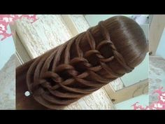 peinados recogidos faciles para cabello largo bonitos y rapidos con trenzas para niña para fiesta108 - YouTube