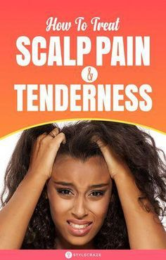 Home Remedies To Treat Scalp Pain And Tenderness: Certain health conditions or even constant scratching can lead to scalp issues, leaving it tender and in pain. You might even suffer from scalp sores. If you are looking for remedies for all your scalp miseries, this post offers the perfect solutions. #Hair #HairCare #Remedies #ArganOilForHairLoss Baby Hair Loss, Hair Loss Cure, Oil For Hair Loss, Stop Hair Loss, Hair Loss Remedies, Prevent Hair Loss, Sores On Scalp, Itchy Scalp Remedy, Dandruff Remedy