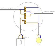 Wiring Diagram For Bathroom Light - Wiring Diagram Bookmark on