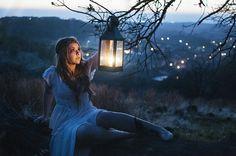love this one. Lantern photoshoot
