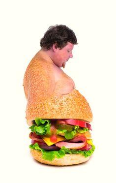 Homem-Hambúrguer (Foto: Sarah DeRemer)