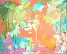 """House Prom, 48"""" by 60"""" gallery wrap, available October 26th"""
