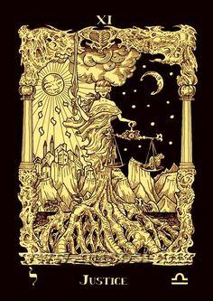 The Book of Azathoth Tarot - Bing Images