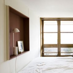 Apartment 50, Unité d'Habitation by Ronan & Erwan Bouroullec