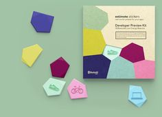 Cool Wearables - Beacon technology on stickers // What Are Nearables, And Why Is Ideo So Excited About Them? Wearable Device, Wearable Technology, Technology Gadgets, Beacon Technology, Communication, Bluetooth Low Energy, Business Innovation, Innovation Design, Apps